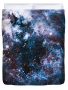 Blue Storm  Duvet Cover