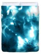 Blue Sunlight Fusion Duvet Cover