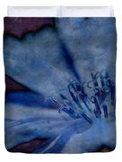 Blue Too Duvet Cover