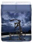 Blue Visions 6 Duvet Cover