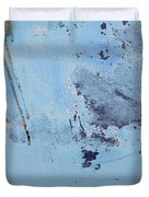 Blue Wall Textures 85 Duvet Cover