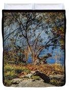 Blue Water 3 Duvet Cover