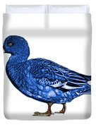 Blue Wigeon Art - 7415 - Wb Duvet Cover