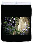 Blue Wild Indigo - Baptisia Australis Duvet Cover