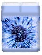 Blue Wish Duvet Cover