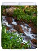 Bluebell Creek Duvet Cover
