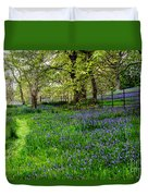 Bluebell Way Duvet Cover