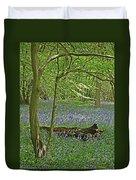 Bluebell Wood 1 Duvet Cover