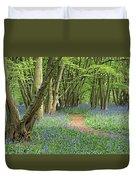 Bluebell Wood 3 Duvet Cover
