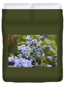 Bluebells 2 Duvet Cover