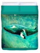 Blueish Duvet Cover