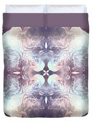 Bluelight Cross Duvet Cover