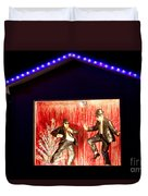 Blues Brothers Tribute Duvet Cover