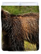 Bluetooth Grizzly 2 Duvet Cover