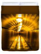 Blur Tunnel Duvet Cover
