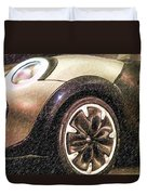 Bmw 25 Duvet Cover