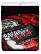 Bmw M Power Duvet Cover