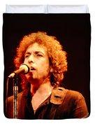 Bob Dylan '79 Duvet Cover