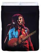 Bob Marley 2 Duvet Cover