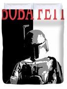 Boba Fett- Gangster Duvet Cover
