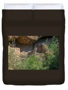 Bobcat Point Duvet Cover