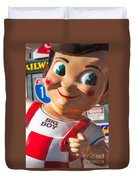 Bob's Big Boy Duvet Cover