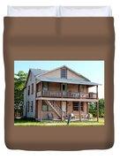 Bodden House Duvet Cover