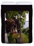 Bodensee Vineyards Duvet Cover