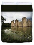 Bodiam Castle Duvet Cover