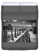 Bodie California Long Dusty Road Duvet Cover