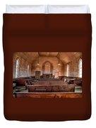 Bodie Church Duvet Cover