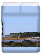 Bodie Island Lighthouse 2765 Duvet Cover