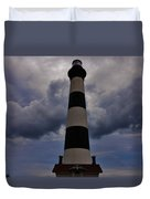 Bodie Island Lighthouse 4 5/14 Duvet Cover