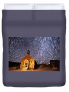 Bodie Star Trails Duvet Cover