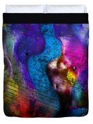 Bodies Colorful Duvet Cover