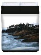 Boiler Bay Duvet Cover