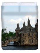 Boldt Castle Powerhouse Duvet Cover