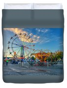 Bolton Fall Fair 4 Duvet Cover
