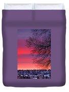 Bolton Sunset Duvet Cover