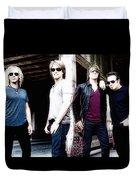 Bon Jovi Duvet Cover