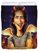 Bon Scott Duvet Cover