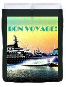 Bon Voyage Duvet Cover
