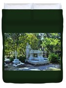 Bonaventure Cemetery 2 Duvet Cover