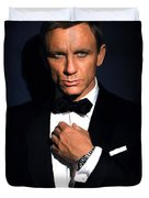 Bond - Portrait Duvet Cover