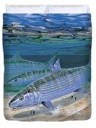 Bonefish Flats In002 Duvet Cover