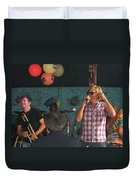 Bonerama In Rare Form Duvet Cover