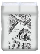 Bonn Saint Remigius Duvet Cover