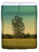 Bonner Springs Tree  Duvet Cover