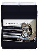 Bonneville Duvet Cover