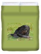 Bonobo Duvet Cover